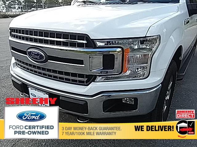 2018 Ford F-150 SuperCrew Cab 4x4, Pickup #GYP3651 - photo 8