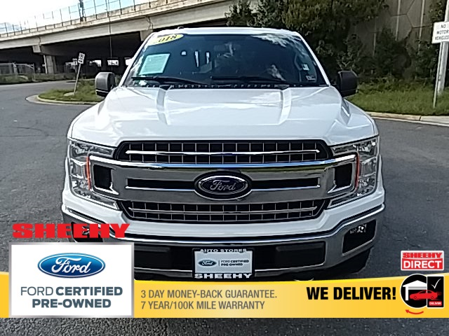 2018 Ford F-150 SuperCrew Cab 4x4, Pickup #GYP3651 - photo 9
