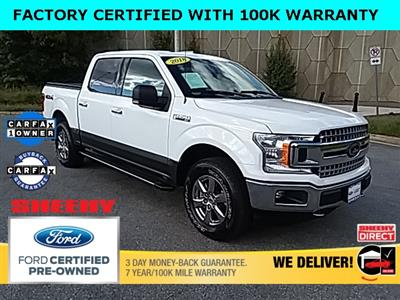 2018 Ford F-150 SuperCrew Cab 4x4, Pickup #GYP3651 - photo 1