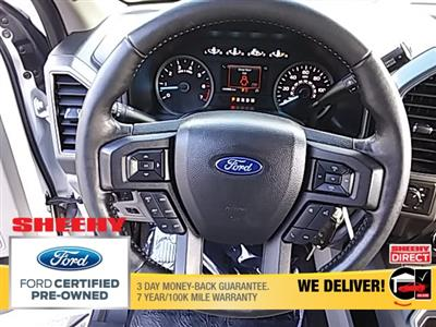 2018 Ford F-150 SuperCrew Cab 4x4, Pickup #GYP3651 - photo 35