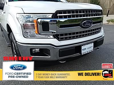 2018 Ford F-150 SuperCrew Cab 4x4, Pickup #GYP3651 - photo 5