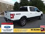 2018 Ford F-150 SuperCrew Cab 4x4, Pickup #GYP3651 - photo 2