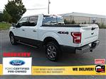 2018 Ford F-150 SuperCrew Cab 4x4, Pickup #GYP3651 - photo 3