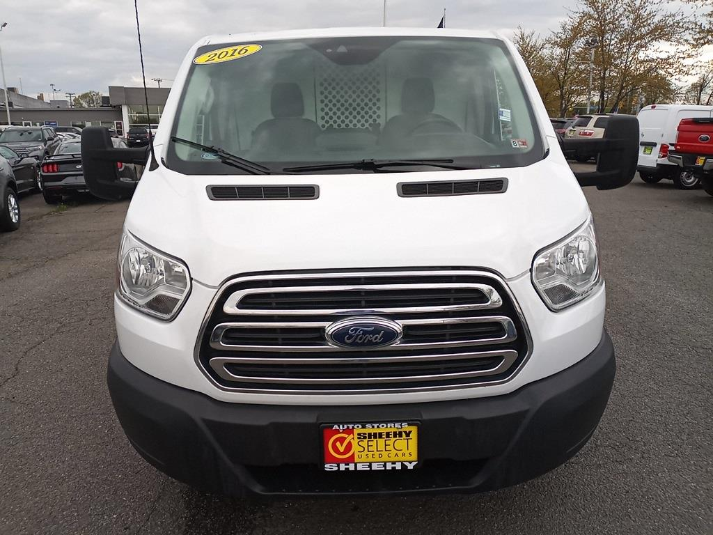 2016 Ford Transit 150 Low Roof 4x2, Upfitted Cargo Van #GZP9376 - photo 7