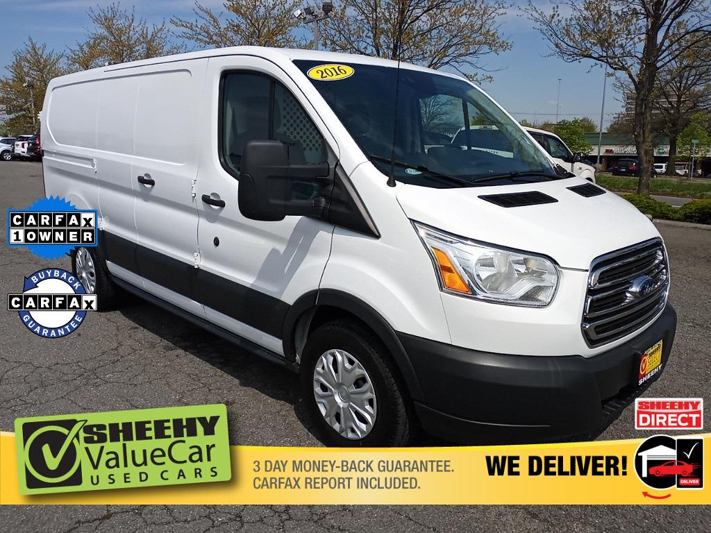 2016 Ford Transit 150 Low Roof 4x2, Upfitted Cargo Van #GZP9377 - photo 1