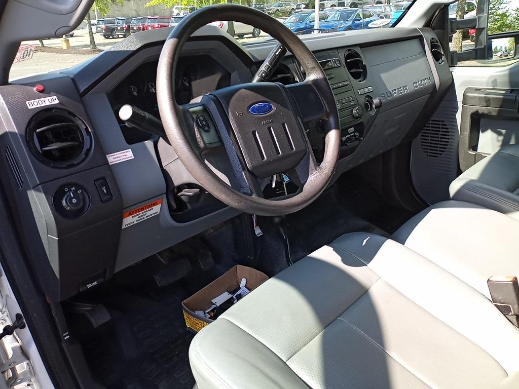 2012 Ford F-350 Regular Cab DRW 4x4, Dump Body #GZP9384 - photo 9