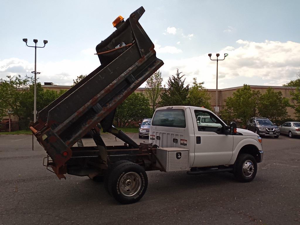 2012 Ford F-350 Regular Cab DRW 4x4, Dump Body #GZP9384 - photo 19
