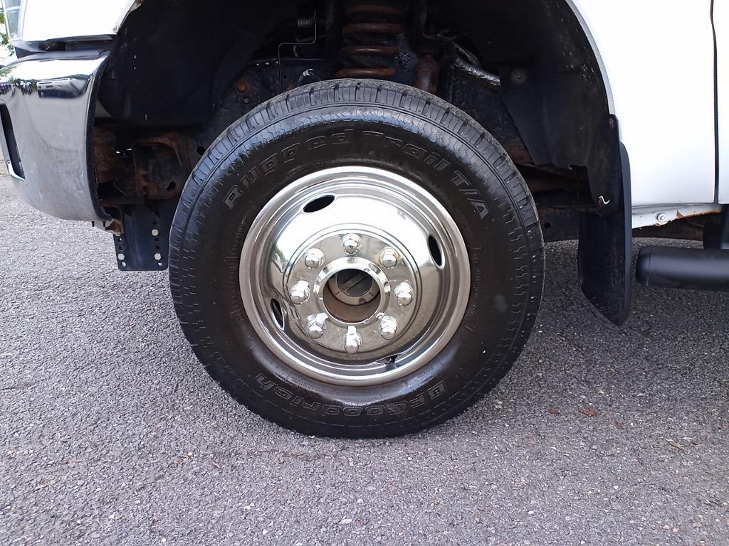 2012 Ford F-350 Regular Cab DRW 4x4, Dump Body #GZP9384 - photo 35