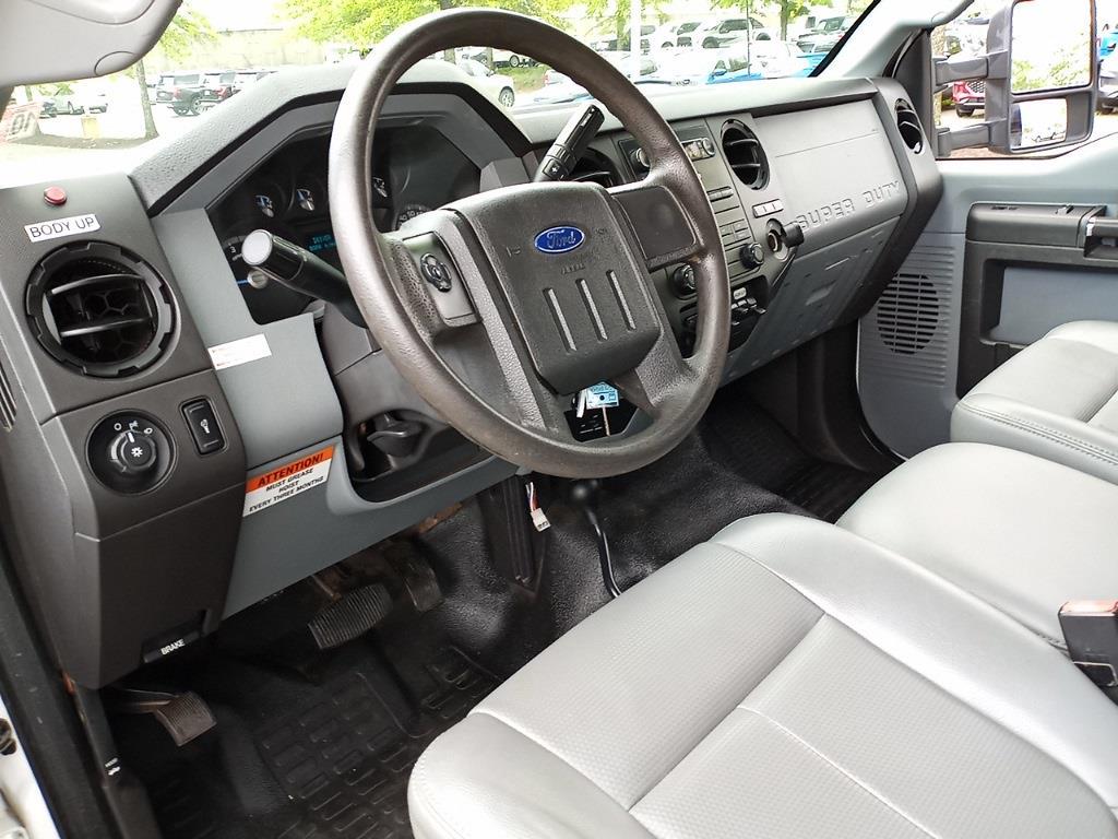 2012 Ford F-350 Regular Cab DRW 4x4, Dump Body #GZP9384 - photo 41