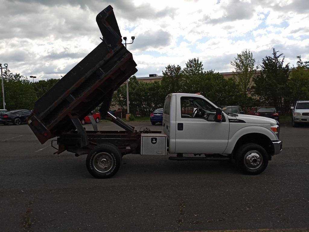 2012 Ford F-350 Regular Cab DRW 4x4, Dump Body #GZP9384 - photo 55