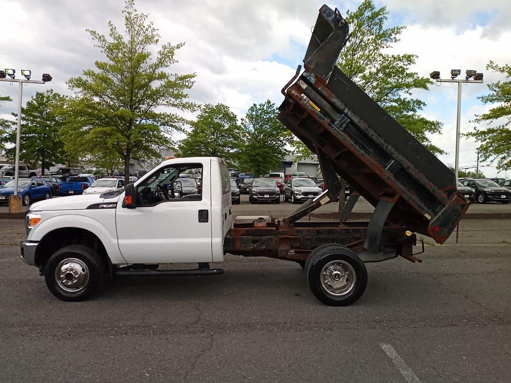 2012 Ford F-350 Regular Cab DRW 4x4, Dump Body #GZP9384 - photo 56