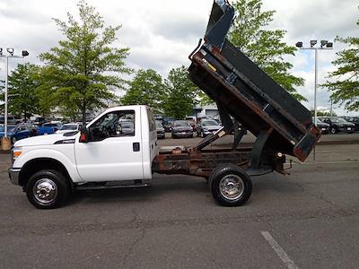 2012 Ford F-350 Regular Cab DRW 4x4, Dump Body #GZP9384 - photo 17