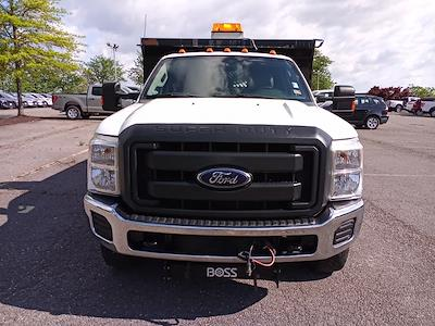 2012 Ford F-350 Regular Cab DRW 4x4, Dump Body #GZP9384 - photo 5