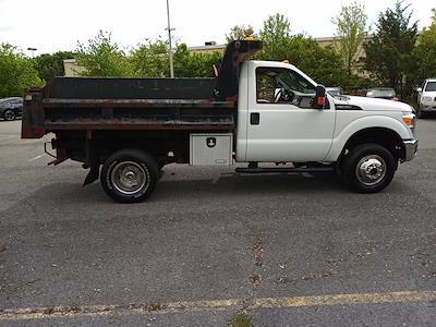 2012 Ford F-350 Regular Cab DRW 4x4, Dump Body #GZP9384 - photo 57