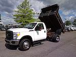 2012 Ford F-350 Regular Cab DRW 4x4, Dump Body #GZP9384 - photo 21