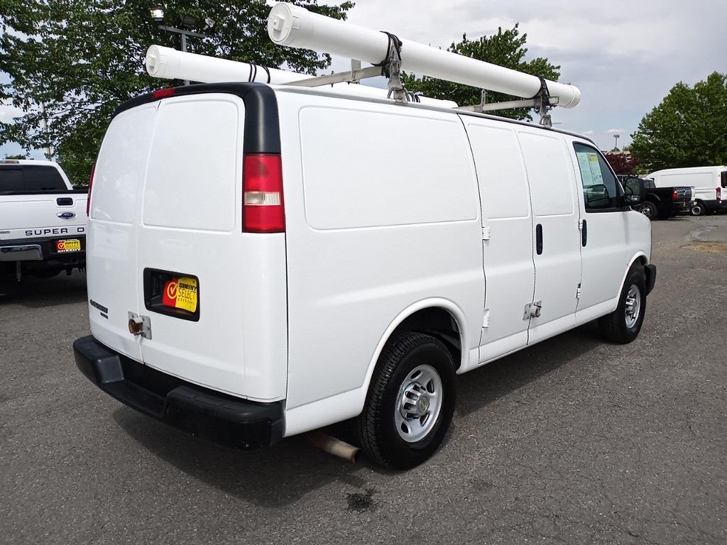 2012 Chevrolet Express 3500 4x2, Upfitted Cargo Van #GZP9399 - photo 23