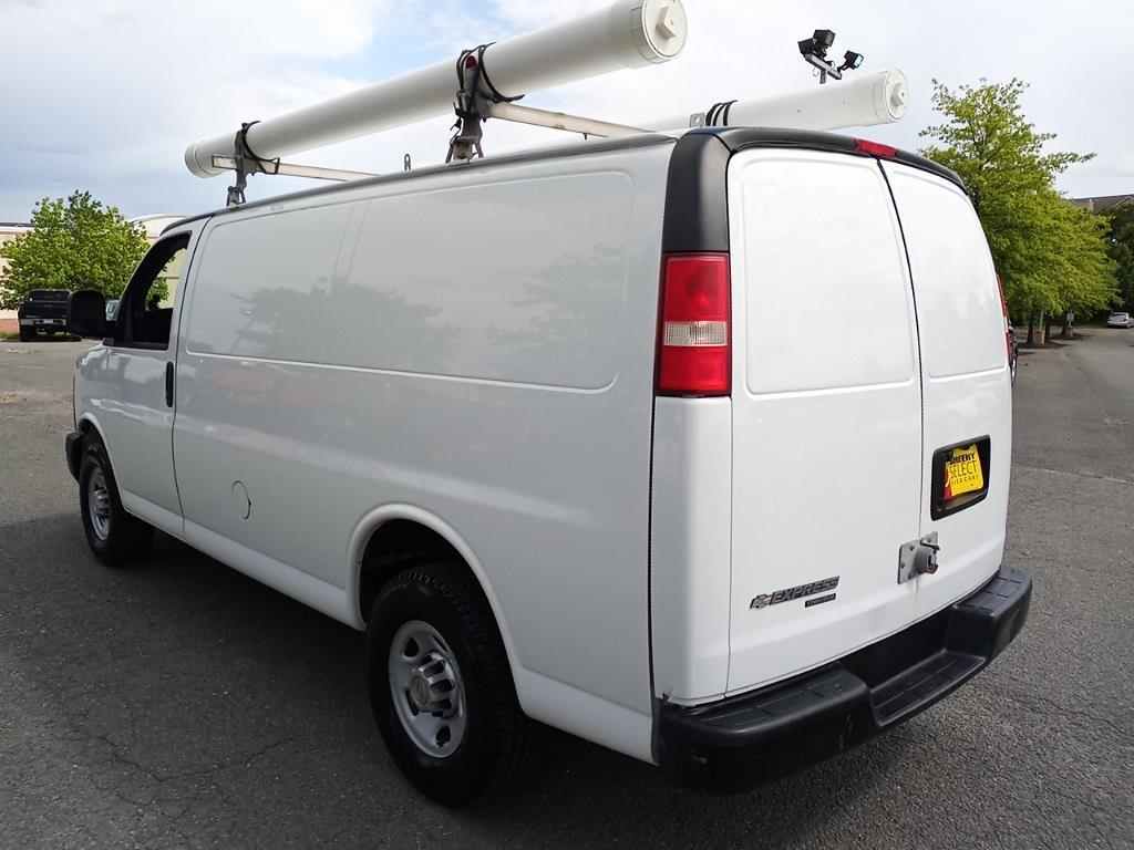 2012 Chevrolet Express 3500 4x2, Upfitted Cargo Van #GZP9399 - photo 24