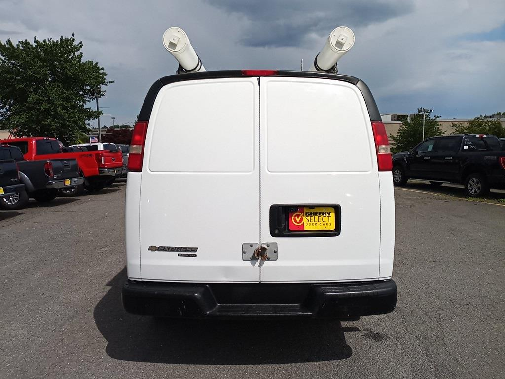 2012 Chevrolet Express 3500 4x2, Upfitted Cargo Van #GZP9399 - photo 27