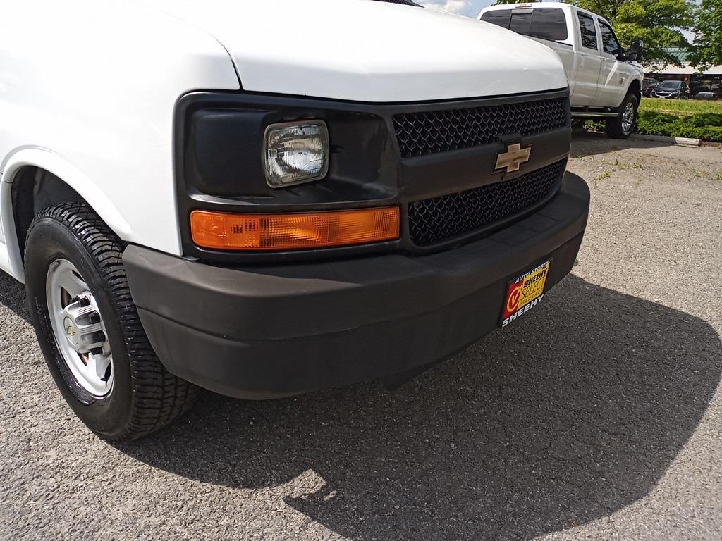 2012 Chevrolet Express 3500 4x2, Upfitted Cargo Van #GZP9399 - photo 28