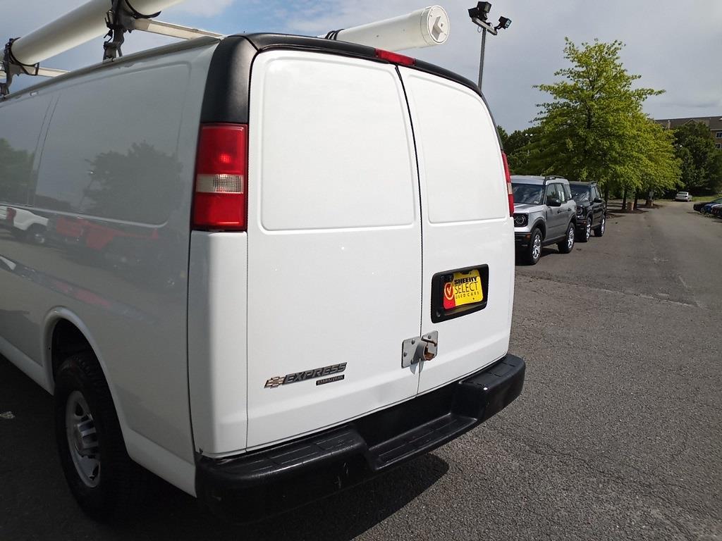2012 Chevrolet Express 3500 4x2, Upfitted Cargo Van #GZP9399 - photo 30