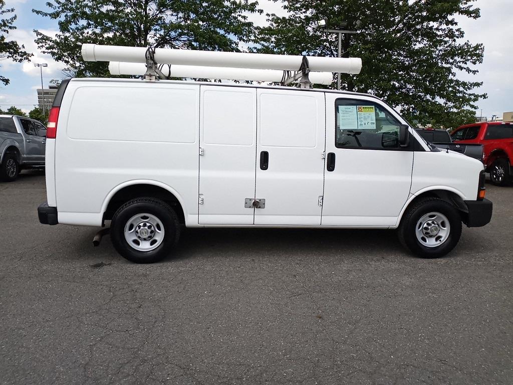 2012 Chevrolet Express 3500 4x2, Upfitted Cargo Van #GZP9399 - photo 36