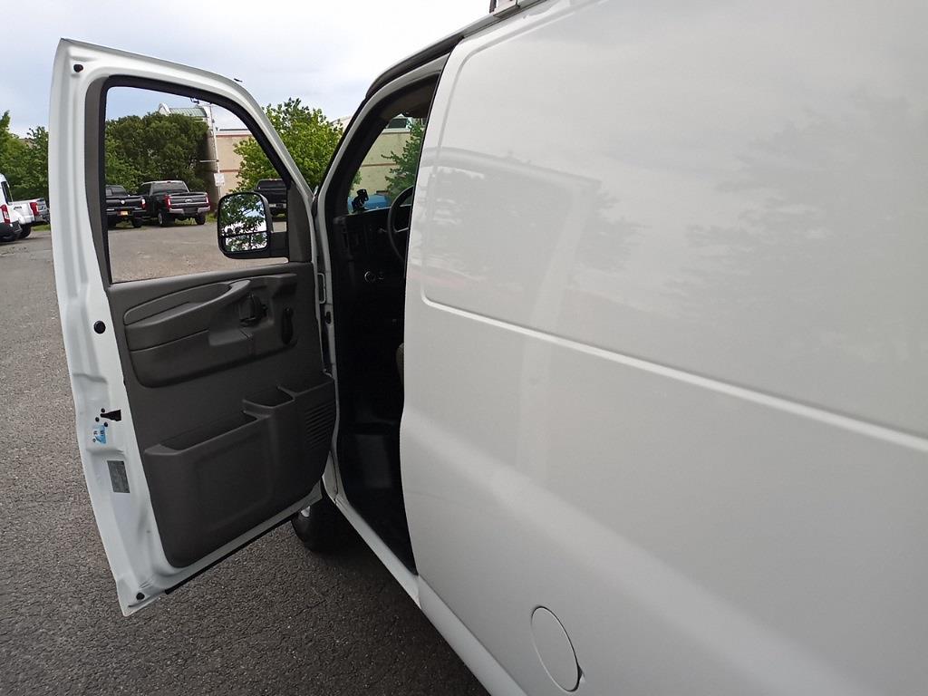 2012 Chevrolet Express 3500 4x2, Upfitted Cargo Van #GZP9399 - photo 38