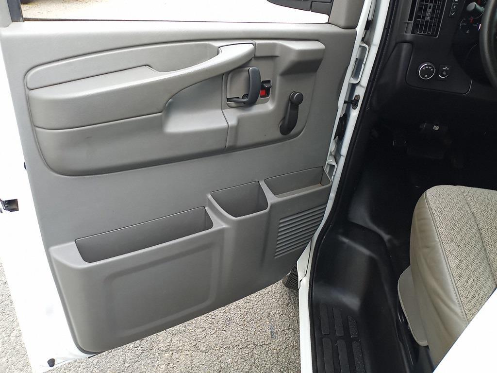 2012 Chevrolet Express 3500 4x2, Upfitted Cargo Van #GZP9399 - photo 39