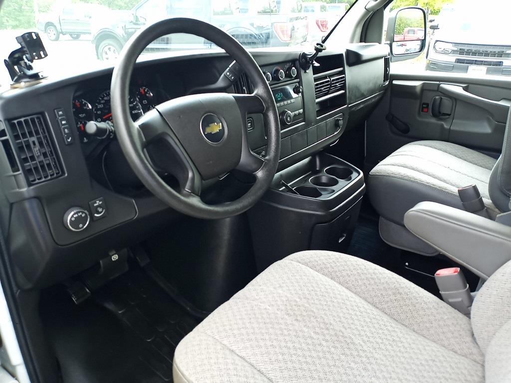 2012 Chevrolet Express 3500 4x2, Upfitted Cargo Van #GZP9399 - photo 40