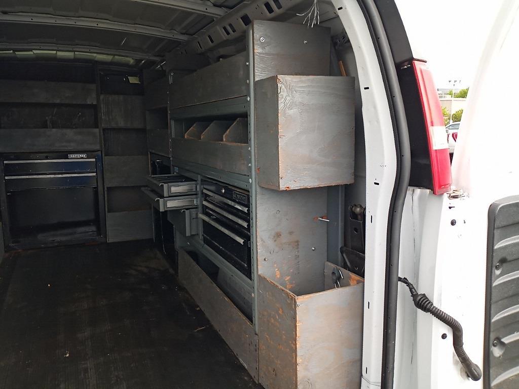 2012 Chevrolet Express 3500 4x2, Upfitted Cargo Van #GZP9399 - photo 44