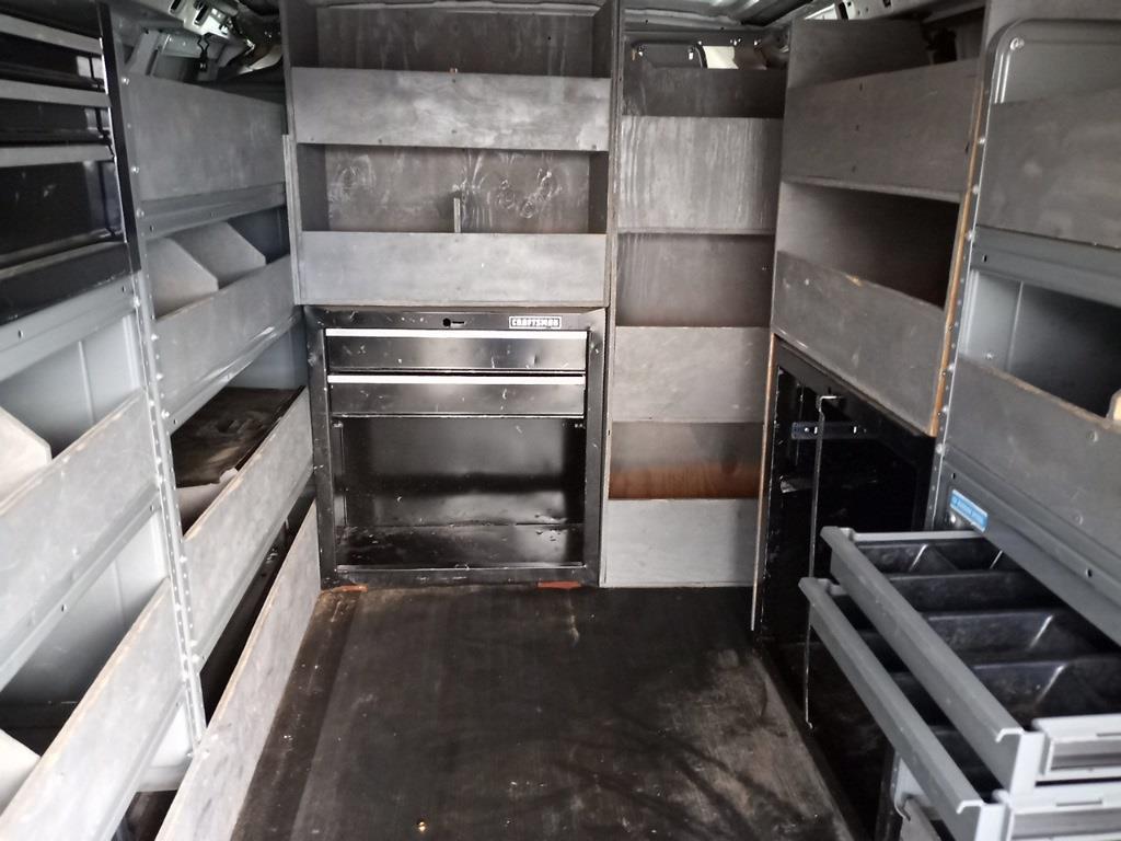2012 Chevrolet Express 3500 4x2, Upfitted Cargo Van #GZP9399 - photo 46