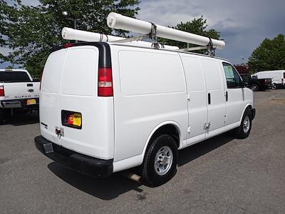 2012 Chevrolet Express 3500 4x2, Upfitted Cargo Van #GZP9399 - photo 3