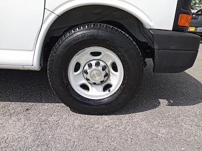 2012 Chevrolet Express 3500 4x2, Upfitted Cargo Van #GZP9399 - photo 32