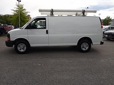 2012 Chevrolet Express 3500 4x2, Upfitted Cargo Van #GZP9399 - photo 37