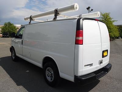 2012 Chevrolet Express 3500 4x2, Upfitted Cargo Van #GZP9399 - photo 5