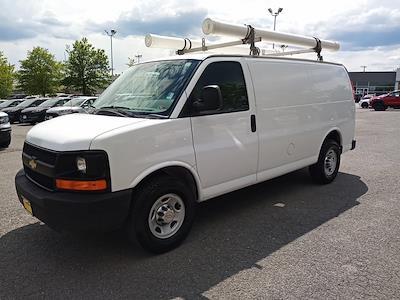 2012 Chevrolet Express 3500 4x2, Upfitted Cargo Van #GZP9399 - photo 6
