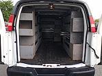 2012 Chevrolet Express 3500 4x2, Upfitted Cargo Van #GZP9399 - photo 2