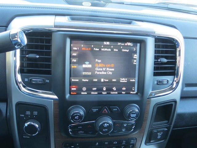 2018 Ram 2500 Crew Cab 4x4,  Pickup #141271 - photo 28