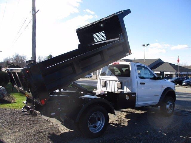 2020 Ram 5500 Regular Cab DRW 4x4, SH Truck Bodies Dump Body #151573 - photo 1