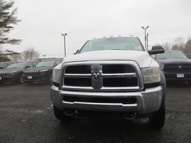 2018 Ram 5500 Regular Cab DRW 4x4, Cab Chassis #182278 - photo 10