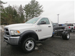 2018 Ram 5500 Regular Cab DRW 4x4, Cab Chassis #182278 - photo 1