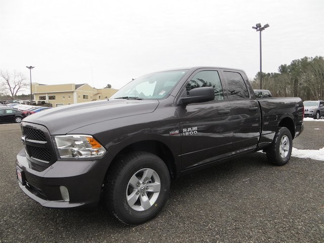 2018 Ram 1500 Quad Cab 4x4,  Pickup #190730 - photo 4
