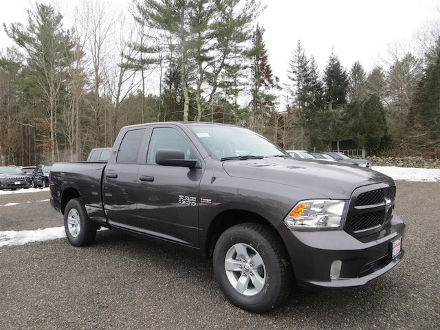 2018 Ram 1500 Quad Cab 4x4,  Pickup #190730 - photo 1