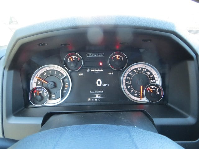 2018 Ram 1500 Quad Cab 4x4,  Pickup #228503 - photo 15
