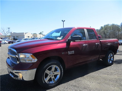 2018 Ram 1500 Quad Cab 4x4,  Pickup #228503 - photo 6