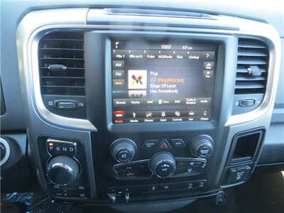 2018 Ram 1500 Quad Cab 4x4,  Pickup #228503 - photo 12