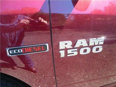 2018 Ram 1500 Quad Cab 4x4,  Pickup #228503 - photo 7