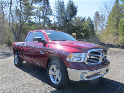 2018 Ram 1500 Quad Cab 4x4,  Pickup #228503 - photo 1