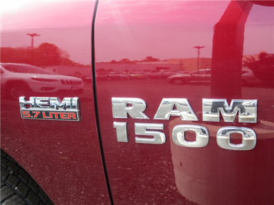 2018 Ram 1500 Quad Cab 4x4,  Pickup #278961 - photo 8