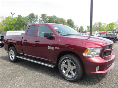 2018 Ram 1500 Quad Cab 4x4,  Pickup #278961 - photo 1