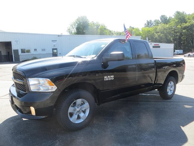 2018 Ram 1500 Quad Cab 4x4,  Pickup #344488 - photo 3